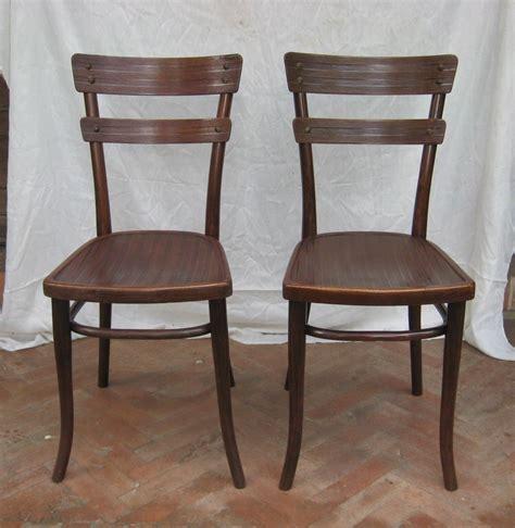 sedie thonet originali 16 sedie bistrot tipo thonet in metallo nero seduta finta