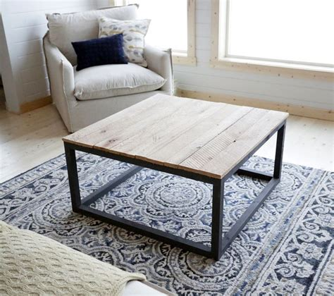 diy square coffee table best 25 diy coffee table ideas on farmhouse