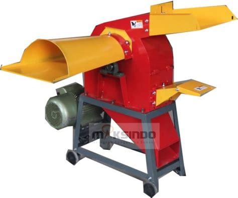 Mesin Pencacah Rumput Semarang jual mesin kombinasi chopper dan penepung biji hmcp20 di