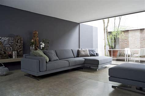 divano soggiorno arredare il soggiorno con il grigio salotto perfetto