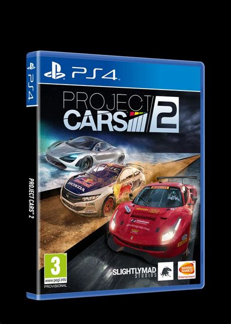Ps4 Project Cars 2 Reg 3 Limited project cars 2 trois 233 ditions collector au programme dont une 224 430 euros thm magazine