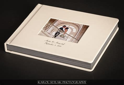 Wedding Album Leather » karolsetlak.com/