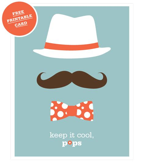 Fathers Day Gift Cards - father s day free printable card 5 gift ideas
