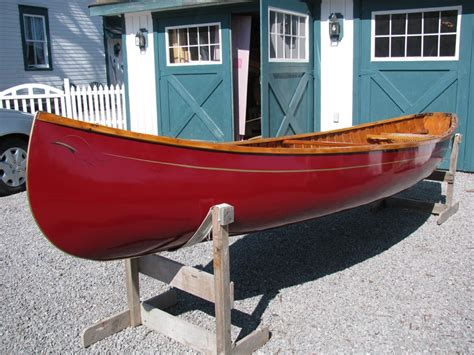 canoes with square stern wooden canoes and more northland canoe v stern