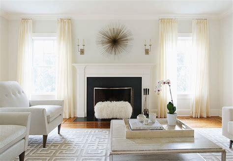 fireplace art contemporary living room laura tutun