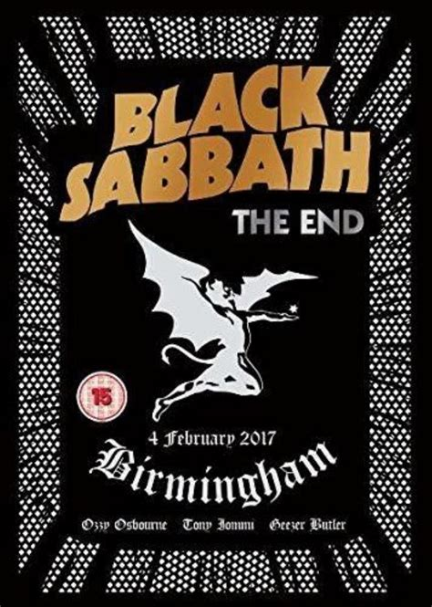 Black Sabbath 5 black sabbath the end 4 february 2017 birmingham reviews
