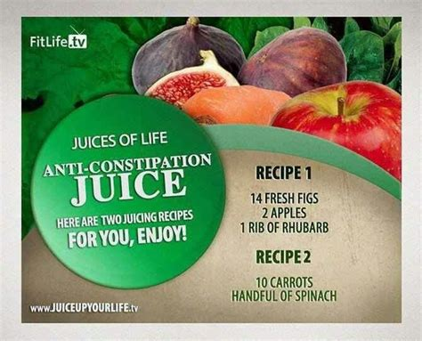 Detox Juice Recipes For Constipation by 25 Best Remedies Help For Constipation Images On