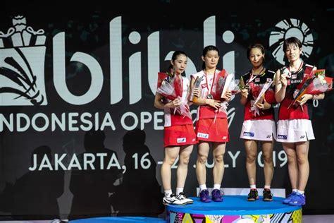 hasil lengkap final indonesia open  jepang raih gelar