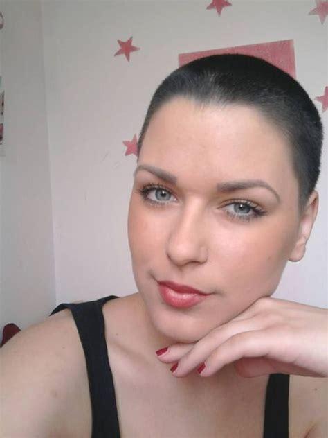 womens haircut videos woman hair buzzed hair and hair on pinterest