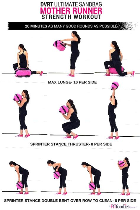 dvrt strength workout for busy runners the fit