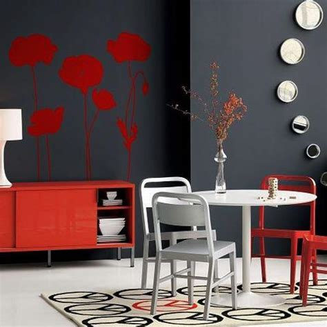 22 Ideas To Add Poppy Flower Designs To Home Decorating Poppy Wallpaper Home Interior