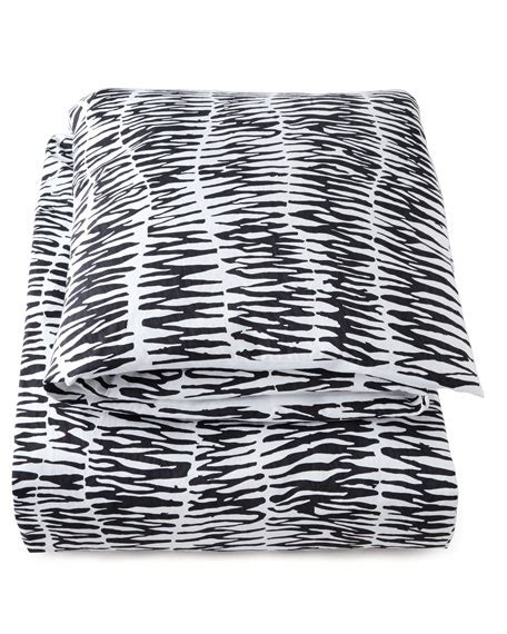 king zebra stripe three piece comforter set