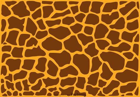 printable vector images giraffe print background download free vector art stock