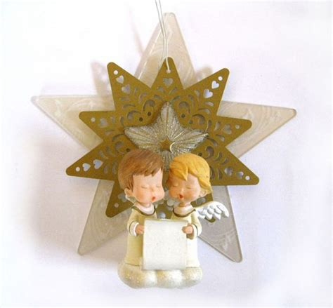 tree toppers angel and ornaments on pinterest