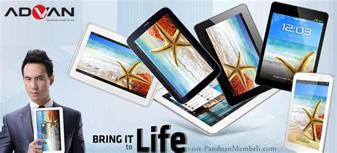 Tablet Android Semua Merk harga tablet advan vandroid semua tipe spesifikasi