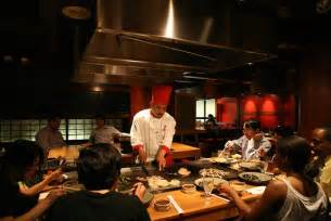 inspire pattaya benihana japanese restaurant childrens
