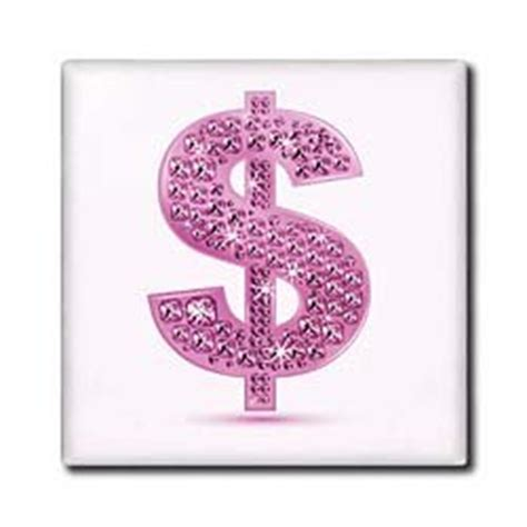 Dollar sign counter top or backsplash tiles seekyt