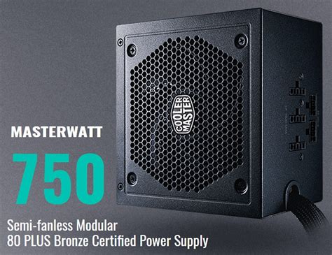 Cooler Master Masterwatt Lite 450 cooler master masterwatt 450