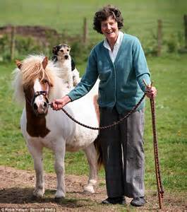 uk celebrities who love horses the jack russells who love to horse around