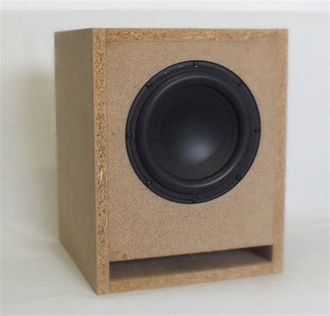 diy kits portokasse 8 subwoofer kit diy
