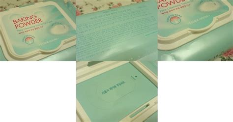 Etude House Sunprise Leports Cleansing Tissue story etude house baking powder pore cleansing tissues review