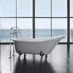 new waves classic clawfoot tub
