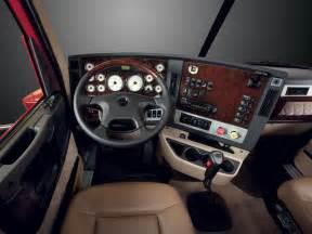 Freightliner Truck Interior by Image Gallery Semi Interior