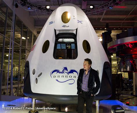 elon musk spacex meet spacex s new manned dragon cool animation shows how