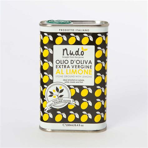 nudo house food and wine nudo olive oil lemon packaging design and package design
