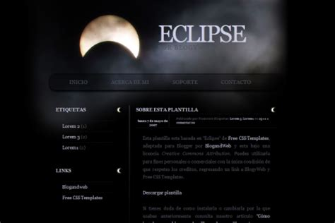 eclipse html template widgets templates
