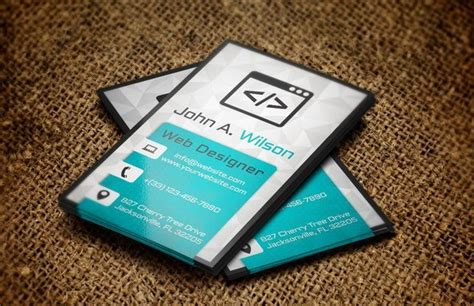 vertical business card template photoshop 50 best free psd business card templates for commercial use
