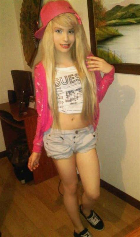 cute teen tgirl camilo dior beautiful young crossdresser el mariposario girly boys
