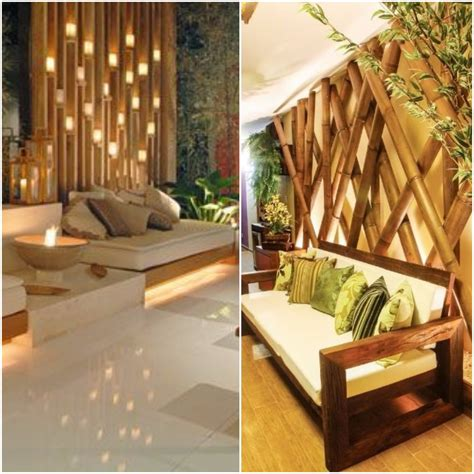 bamboo decorations home decor bamboo wall bamboo wall home design decor fascinating dining room themed with bamboo wall