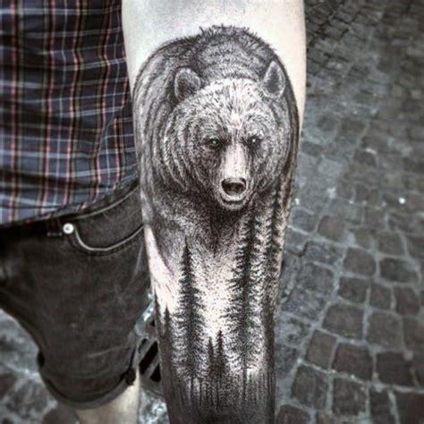 hombres osos facebook las 25 mejores ideas sobre tatuajes de osos en pinterest