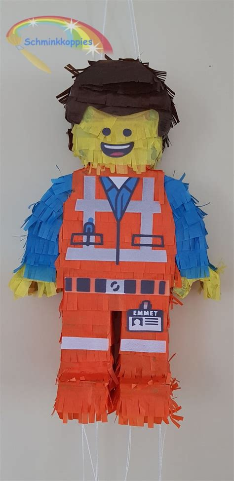 Pinata Lego Emmet By Pinata Dimi 13 best pinata s made by schminkkoppies images on
