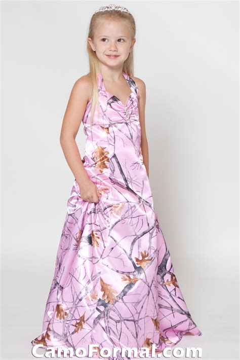 Pink Camo Wedding Dresses   Oasis amor Fashion