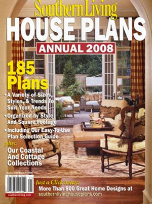 southern living house plans 2008 house plan books and magazines coastal living house plans