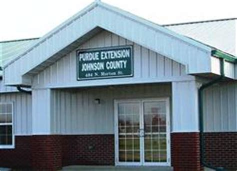 Johnson County Extension Office by Family Johnson County Purdue Extension