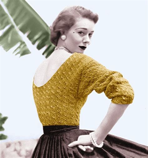 retro jumper knitting patterns vogue knitting patterns vintage crochet and knit