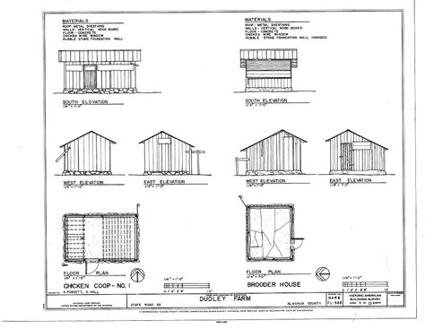 chicken coop floor plan chicken coop no 1 brooder house elevations floor
