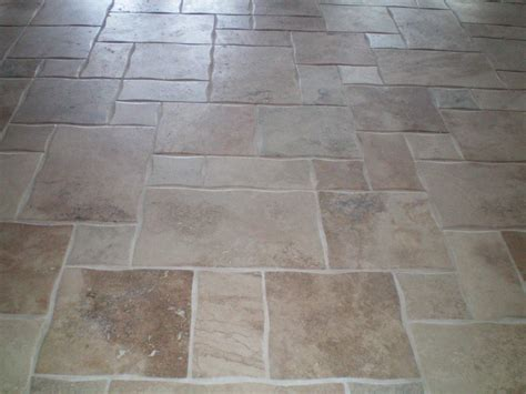 travertine verailles pattern shelton tile