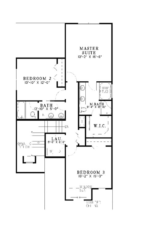 ohio floor plans ohio valley traditional home plan 055d 0244 house plans and more