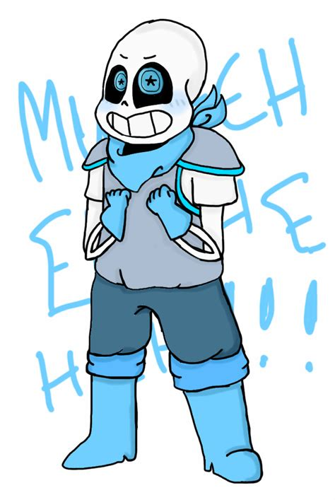 blueberry sans x sans pictures to pin on pinsdaddy