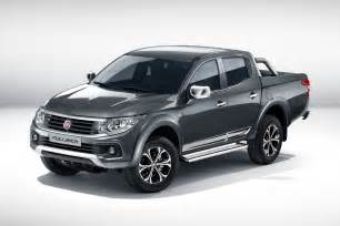 Fiat Up Fiat Fullback Up Pictures Auto Express