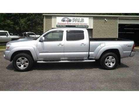 2008 Toyota Tacoma 4 Door For Sale Find Used 2008 Toyota Tacoma V6 Automatic 4 Door Truck In