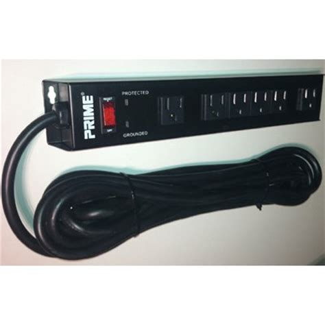 under desk power strip mountable power strip 6 outlet surge protector wall