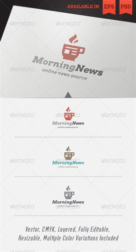 news logo template news broadcast isolated 3d text titles free psd