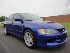 Mitsubishi Lancer For Sale In Pa 2006 Mitsubishi Lancer Evolution For Sale Carsforsale