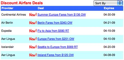 discounted airfare deals 7ojozat