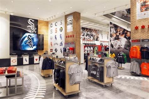Are You A Chicago Designer Or Store by Retail Store Design Chicago Sports Depot Inspiring